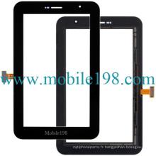 Digitizer à écran tactile pour Samsung Galaxy Tab 7.0 Plus P6200, P6210