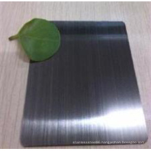 Super Mirror Finish Decorative Stainless Steel Sheet with Surface Finish