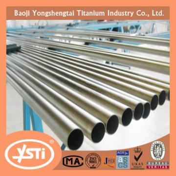 Tubo / tubulação de titânio astm b861
