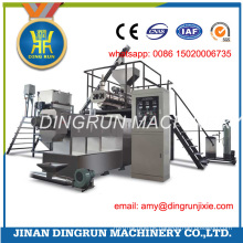 300kg per hour wet type dog food making machine
