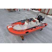 Китай rib лодки 420