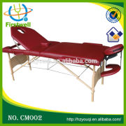 Portable chiropractic table health and beauty care