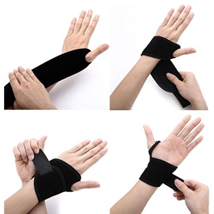 Voluble Wrist Band Baseball Gloves
