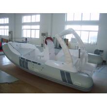 Barco de Infatable la costilla con PVC de alta calidad