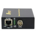 Fast Coax to Ethernet Converter