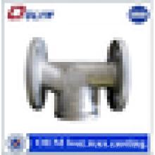 ISO-zertifizierter OEM-Stahl Butterfly Valve Präzisionsguss Hersteller