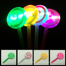 lollipop led brilho sticks
