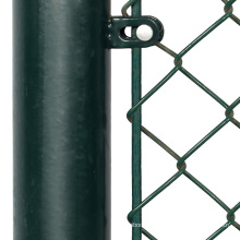 6 gauge chain link fence weight per meter