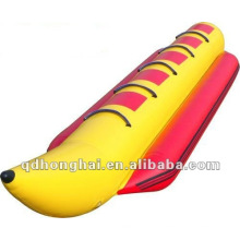 encima el plátano 5 personas banana barco (5people)