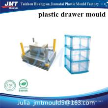 Moule en plastique de la pratique tiroir de stockage JMT Huangyan OEM