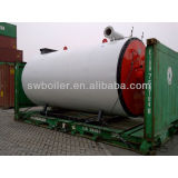1500KW industrial diesel thermal oil boiler