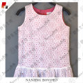 Kids dress girls floral cotton baby dress