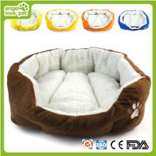 Large Dog Bed Dog Round Bed Plush Dog Bed