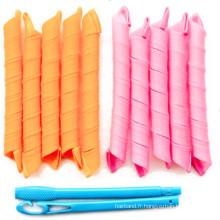 Curlformers à rouleaux de cheveux magiques 10PCS / 45cm (HEAD-76)