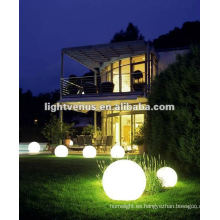 luz de bola led muebles de alquiler de fiesta