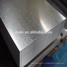 Plafond de tôle d'aluminium d'alliage avec l'impression de couleur de revêtement 1XXX, 3XXX, 5XXX, 6XXX, 8XXX