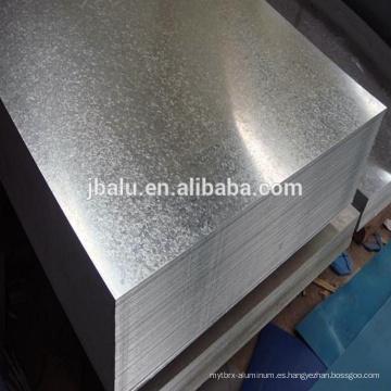 techo de lámina de aluminio con recubrimiento de impresión en color 1XXX, 3XXX, 5XXX, 6XXX, 8XXX