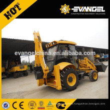 Yugong 6Ton Towable Mini Backhoe Loader WZL25-10 For Sale