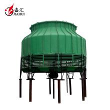 Tipo redondo da grande capacidade da torre refrigerar de água da estrutura de FRP