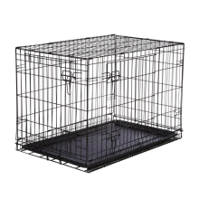 Small and medium-sized folding pet cage