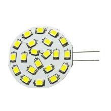 G4 светодиодные 21smd 2835 3вт авто и морские лампы новый 10-30В переменного тока
