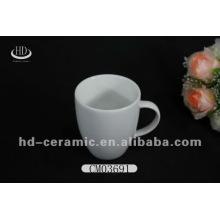 Copos de café cerâmicos modernos da porcelana de China / Caneca