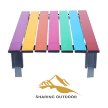 Good Quality for Metal Folding Chair Portable Table Foldable Camping Outdoor supply to Poland Suppliers