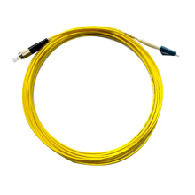 hot selling 3m lc-fc fiber optic patch cord, outdoor fiber patch cord in fiber optic 3m DX MM