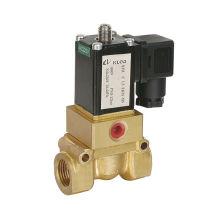 Válvula solenóide piloto / Série KL0311 Válvula solenóide elétrica de latão de 4/2 vias