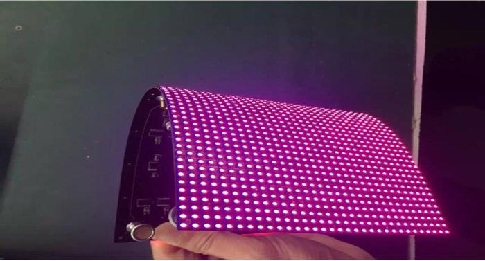 Soft LED Module