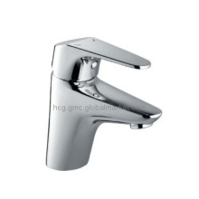 Solid Brass Single Lever Lavatory Faucet LF1001-1CP