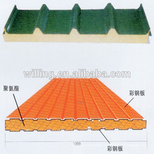 sandwich panels machine with reasonable price in china