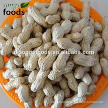 Packing peanut kernels