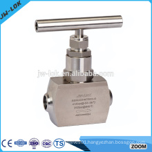 Gas compression stainless steel 304 needle valve