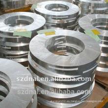 Cinta adhesiva de aluminio de grado 3000 para el material de embalaje