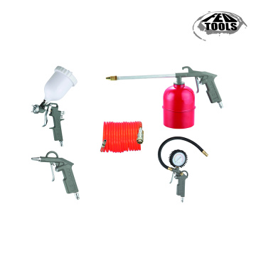 5 IN 1 HVLP spray gun