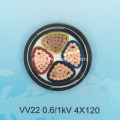 4/5 multiple core PVC Insulated power cable