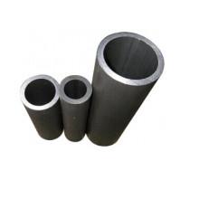 Tubo / tubería de acero ERW sin costura galvanizada y negra