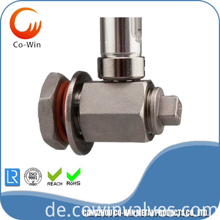 Fit Weldless Sight Glass