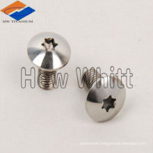 high strength GR5 titanium screws m3