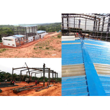 Prefabricated Steel Structure Warehouse Storage Buildings