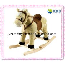 Rocking Horse brinquedo de pelúcia para crianças