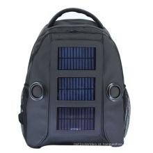 Mochila solar de alta qualidade