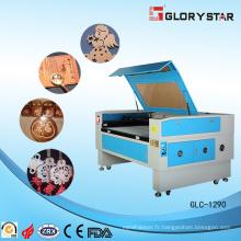 Machine de découpage et de gravure au laser acrylique