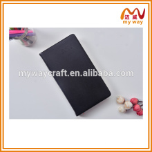High-end business leather notebook, import export business for sale