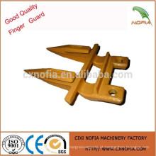 Guarda de faca SAFE-F215 Para máquina de ceifeira-debulhadora nova holanda
