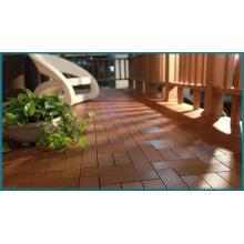 WPC Decking Decking-terrasse en bois en bois composite