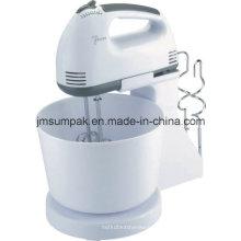 Mezclador manual de la mano de 7 velocidades para la harina