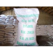 Fornecedor competitivo de bicarbonato de sódio, Bicarbonato de sódio Nahco3 95% -99%,