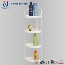 Support de rangement de salle de bains multi-fonctions
